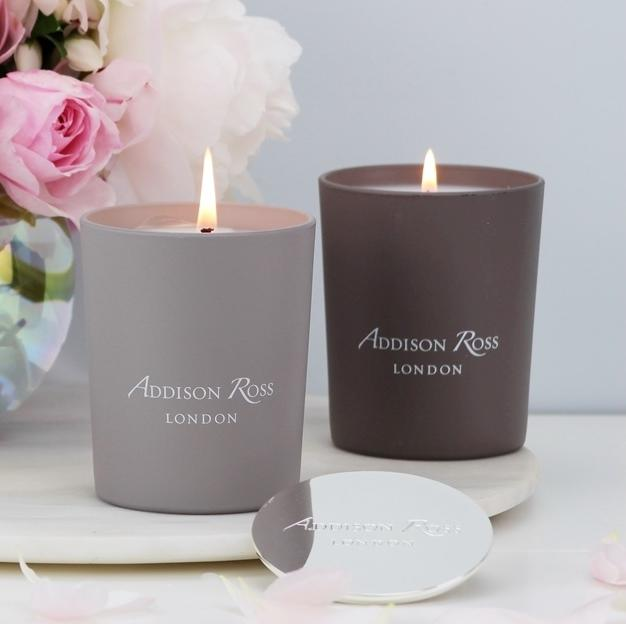 Planetary Rings Scented Candle - Fragrance - Addison Ross