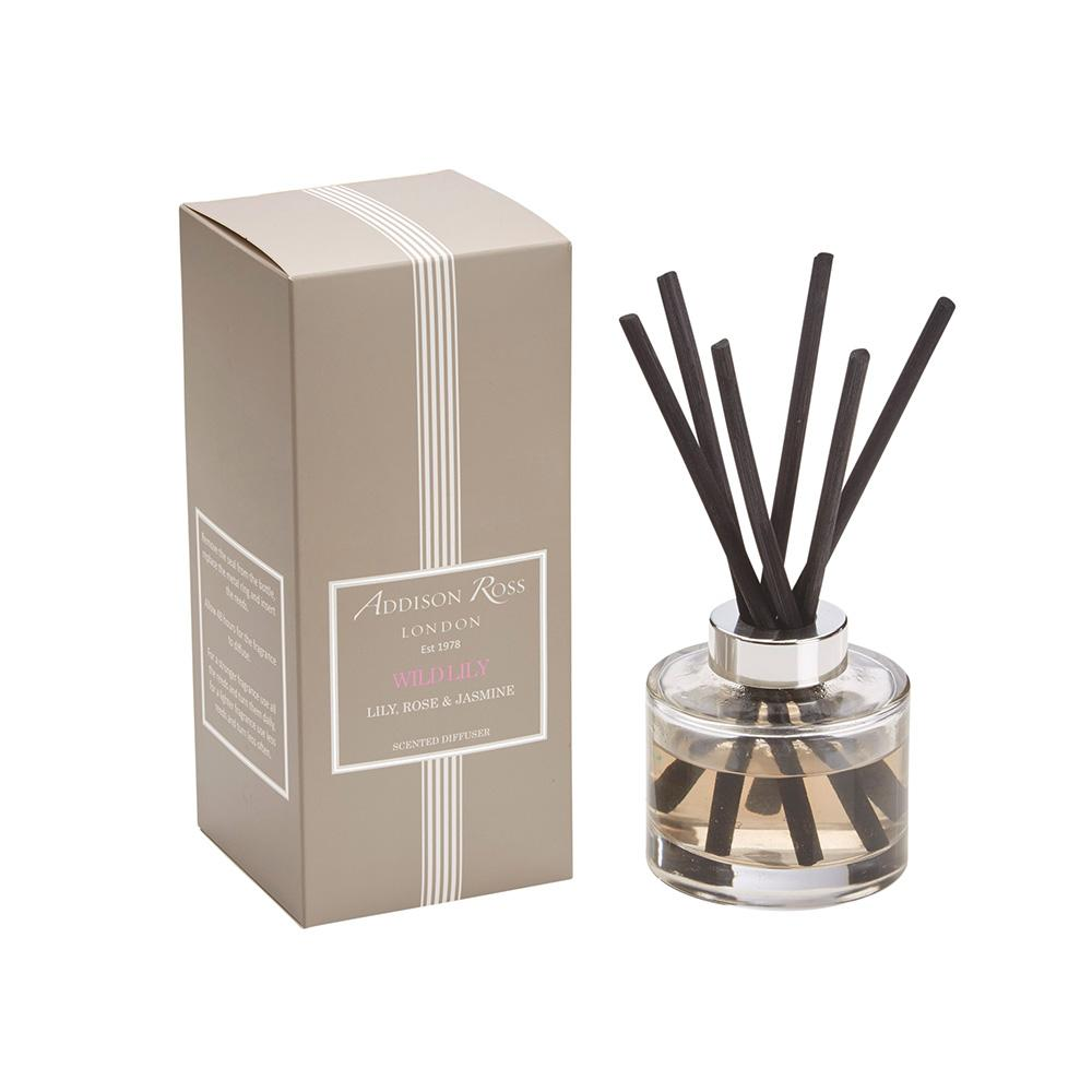 Wild Lily Diffuser - Fragrance - Addison Ross