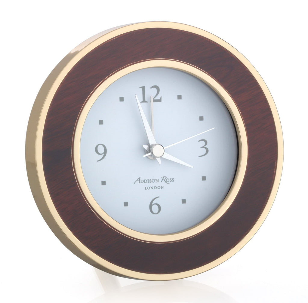 Tuscan Dawn & Gold Alarm Clock - Clock - Addison Ross