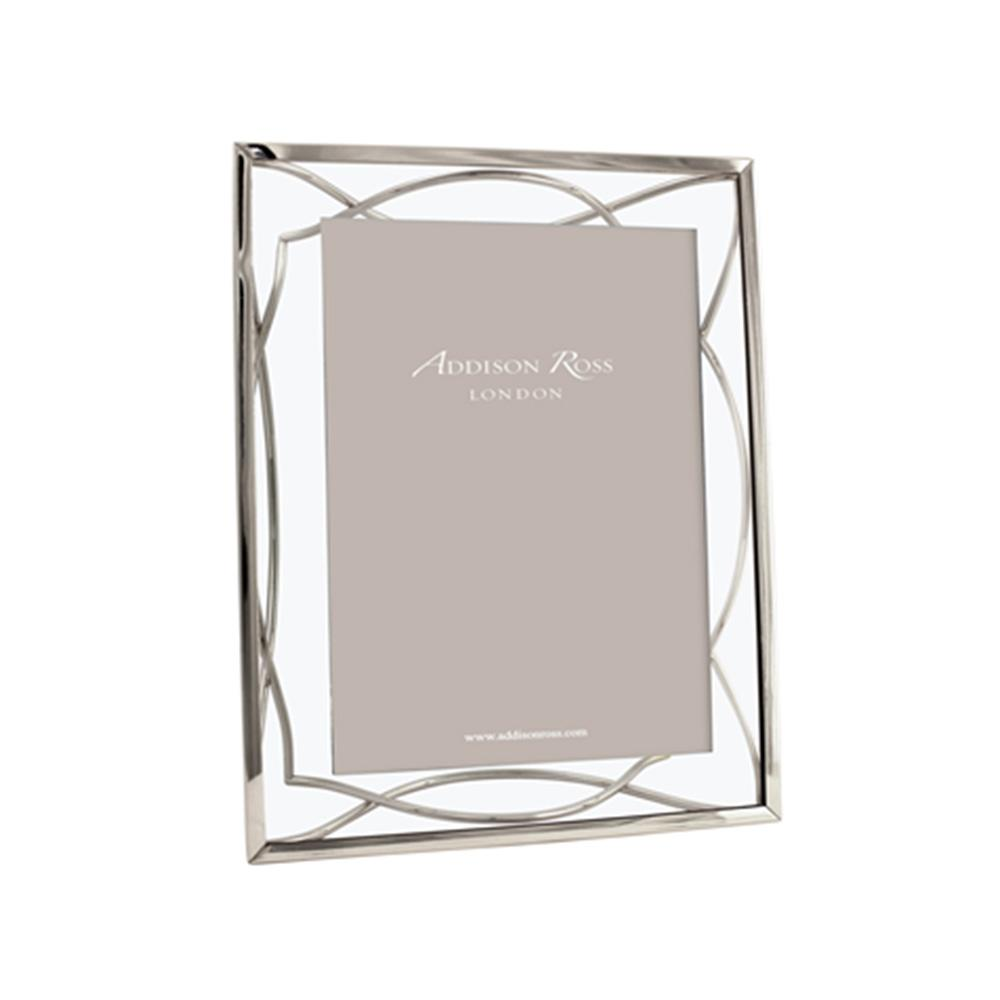 Elegance Chrome Frame - Silver Frames - Addison Ross