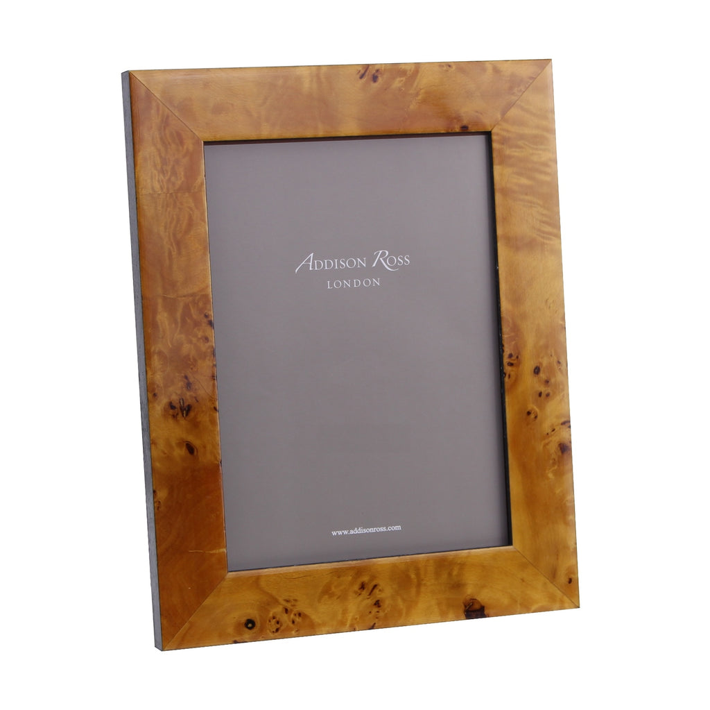 Honey Poplar Veneer Frame, 3cm Border