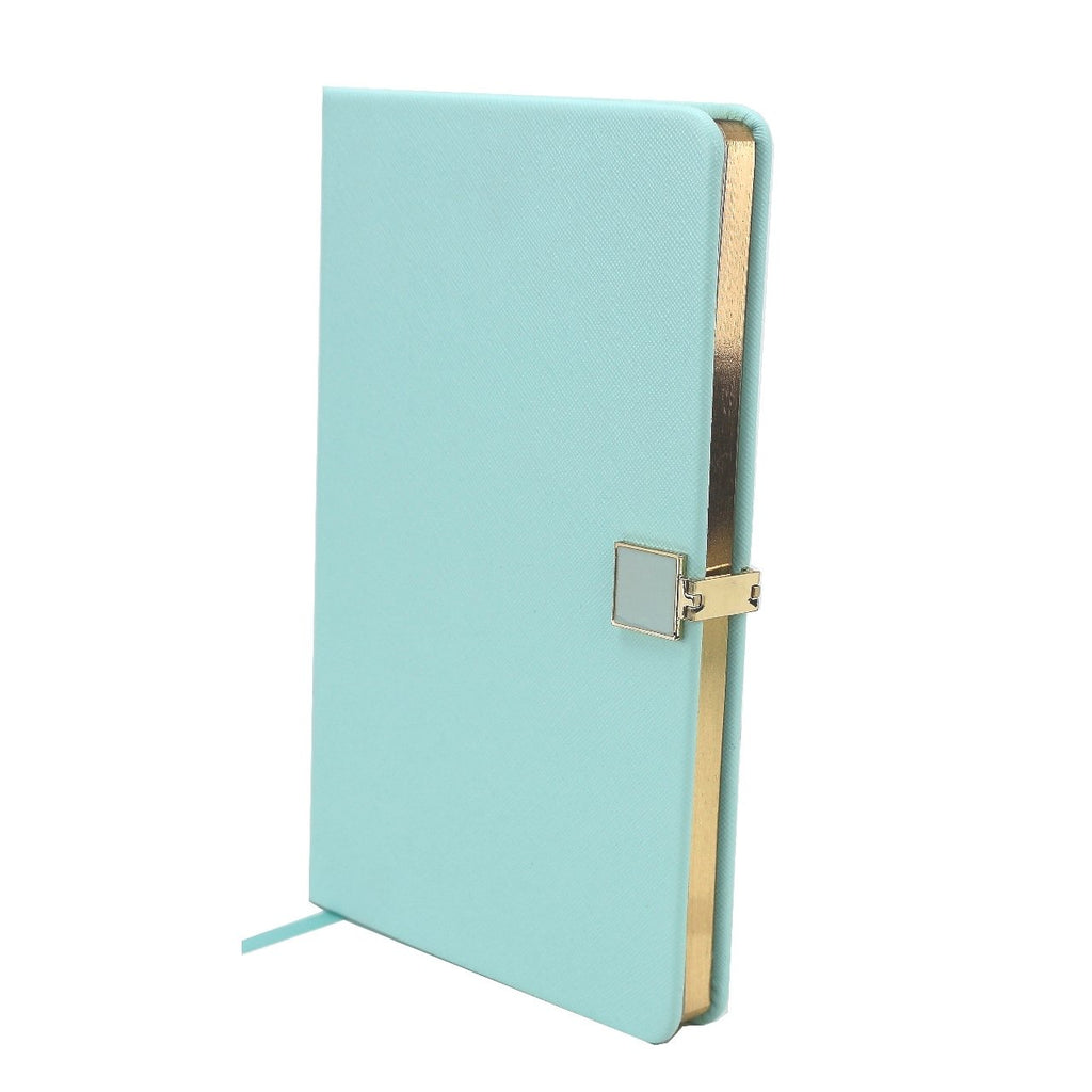 Mint & Gold Notebook - Notebooks - Addison Ross