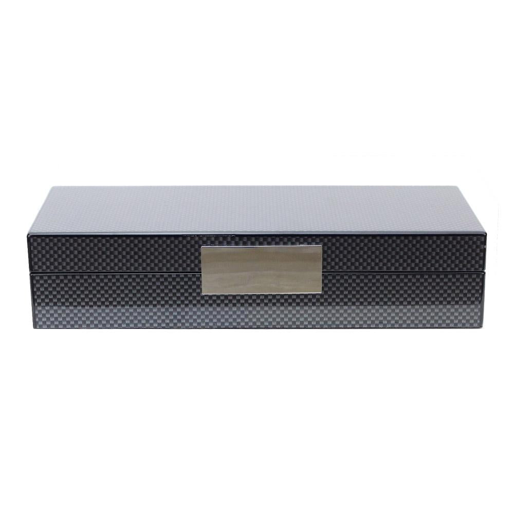 Carbon Fibre Jewellery Box