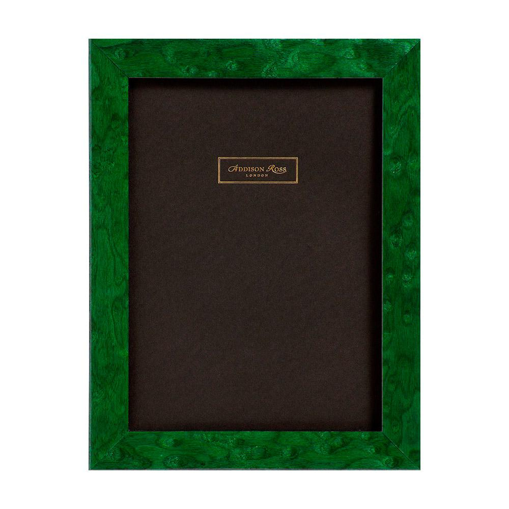 Malachite Poplar Veneer Frame - Wood Frames - Addison Ross