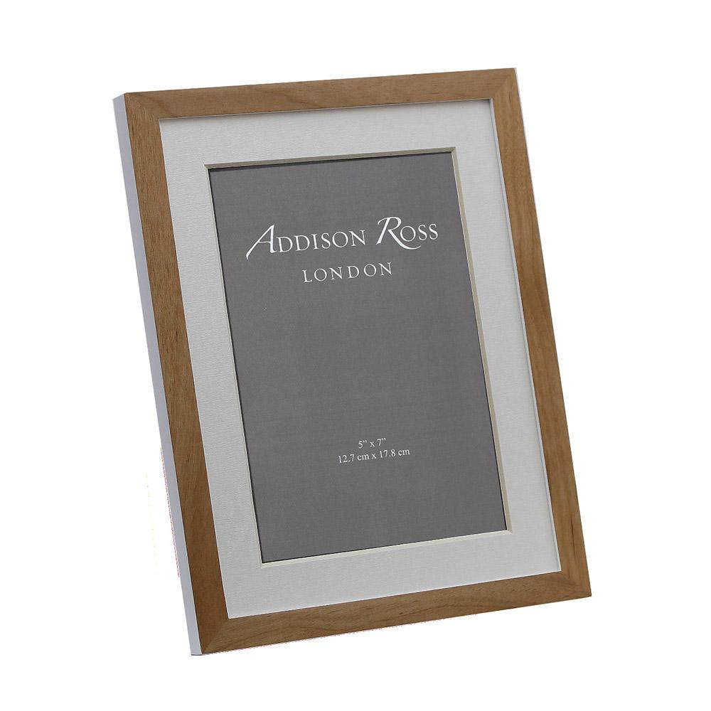 White Alder Wood Photo Frame - Wood Frames - Addison Ross