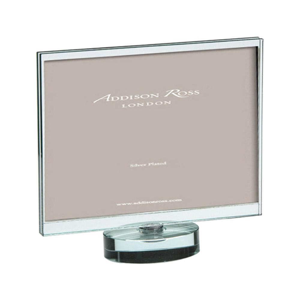 Rotating Landscape Glass Photo Frame - Glass Frames - Addison Ross