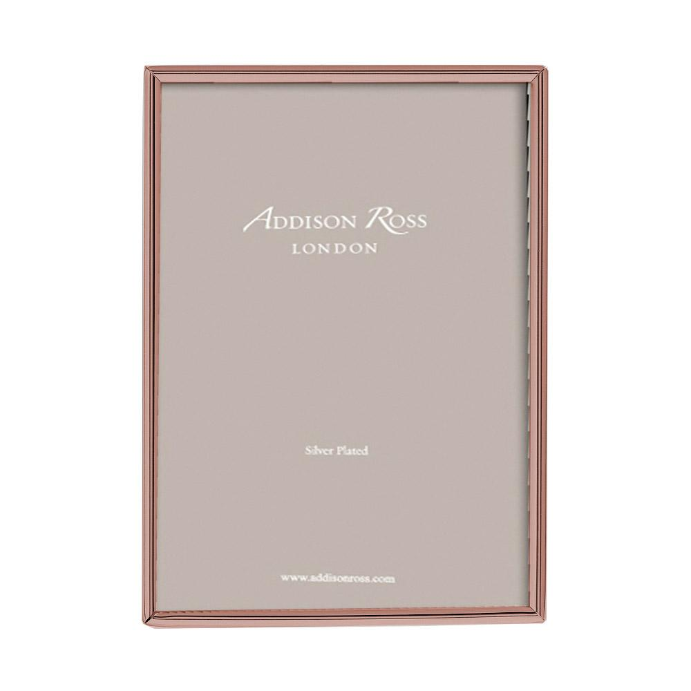 Fine Edged Rose Gold Photo frame - Gold Frames - Addison Ross