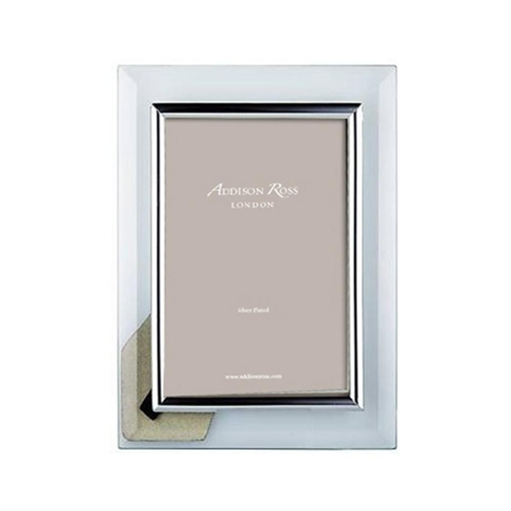 Bevelled Glass Photo Frame - Glass Frames - Addison Ross