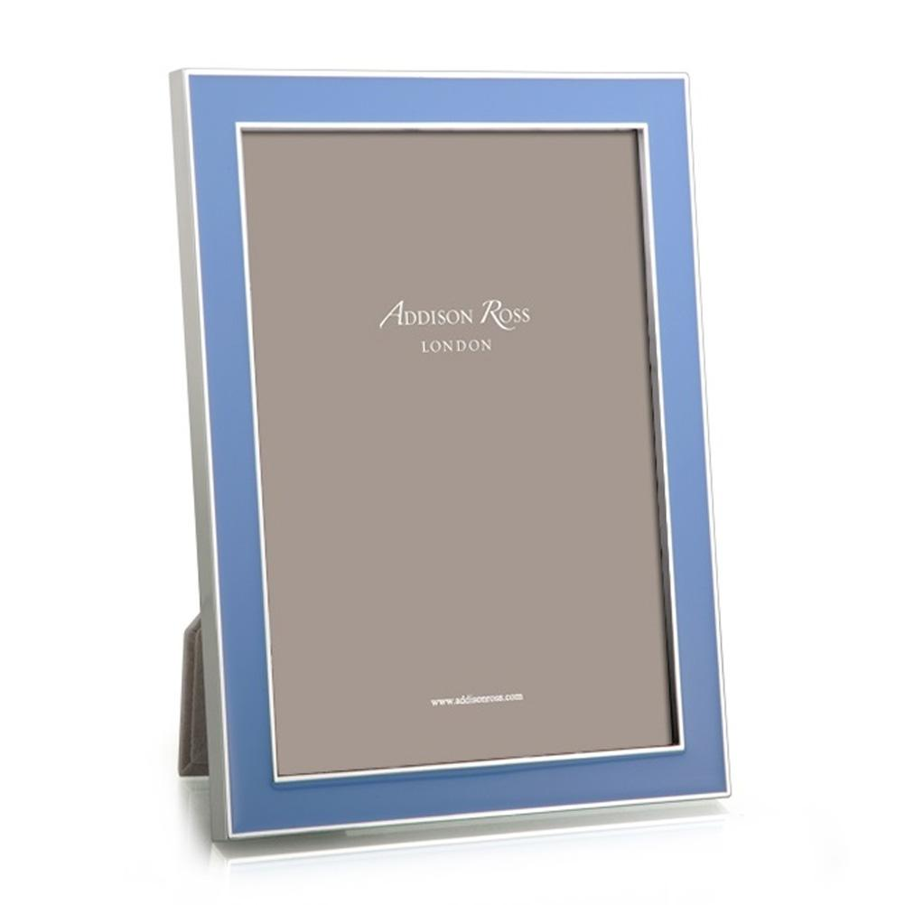 Blue Enamel Amp Silver Frame Addison Ross Ltd