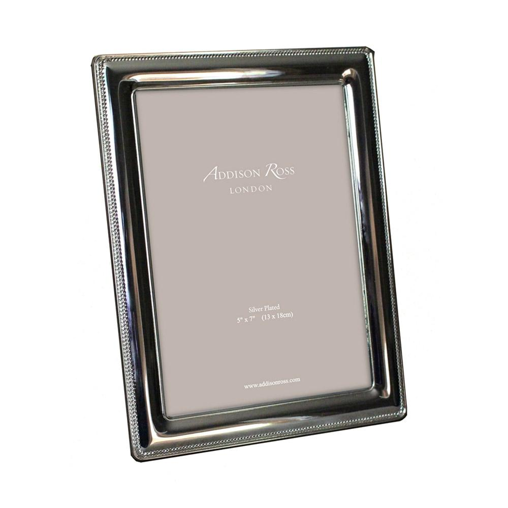 Silver Windsor Photo Frame - Silver Frames - Addison Ross