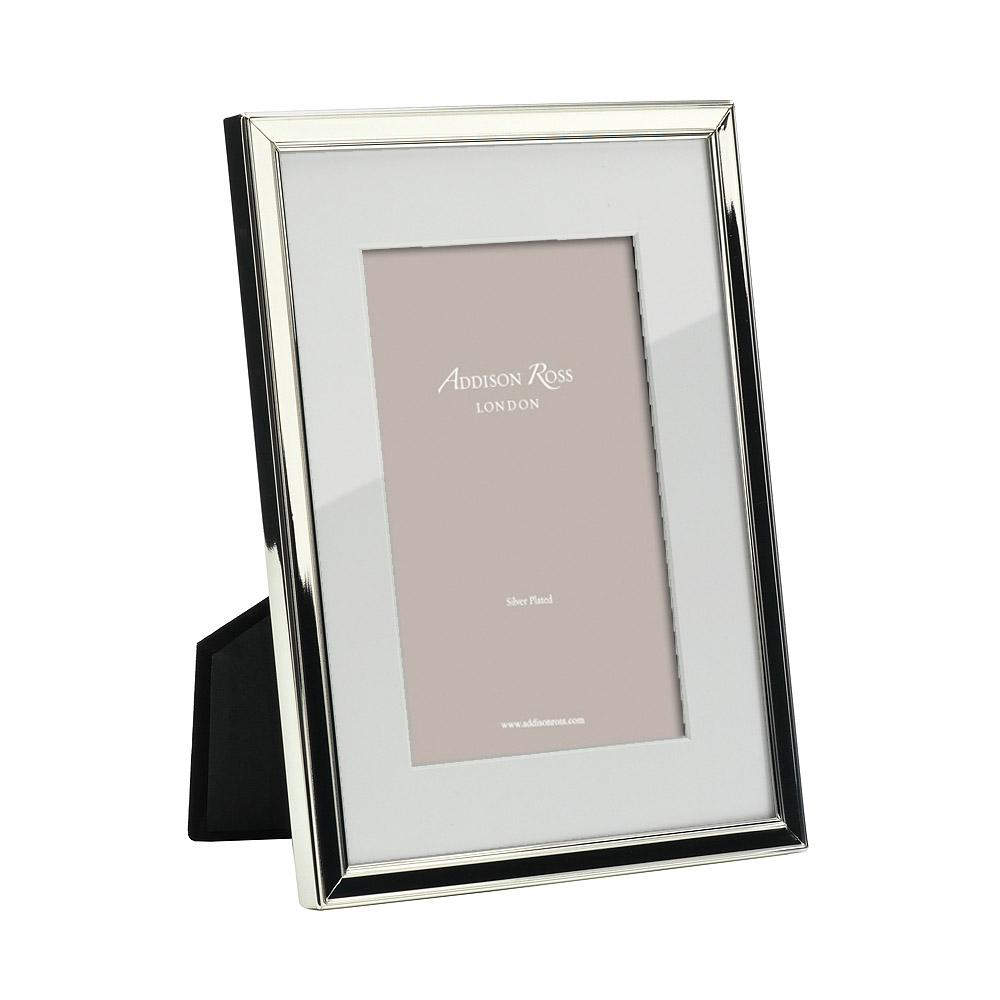 Silver Frame with mount - Silver Frames - Addison Ross