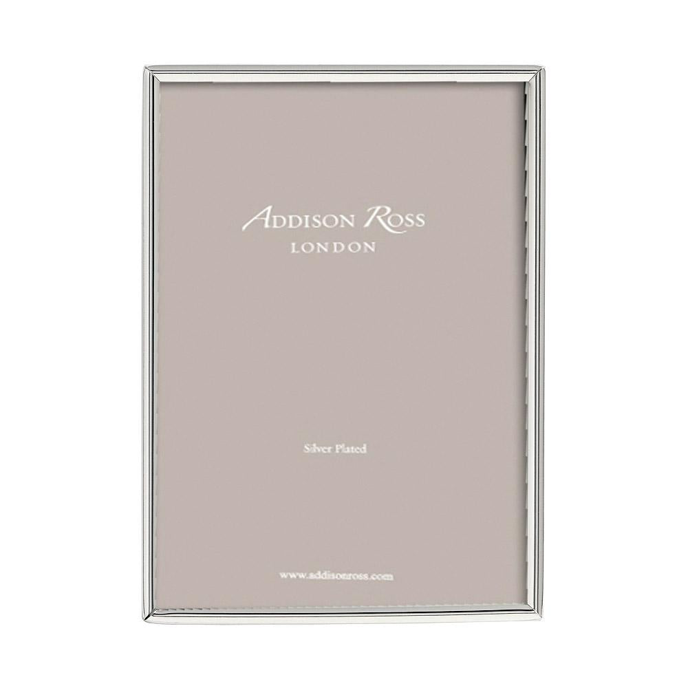 Fine Edged Silver Photo Frame - Silver Frames - Addison Ross
