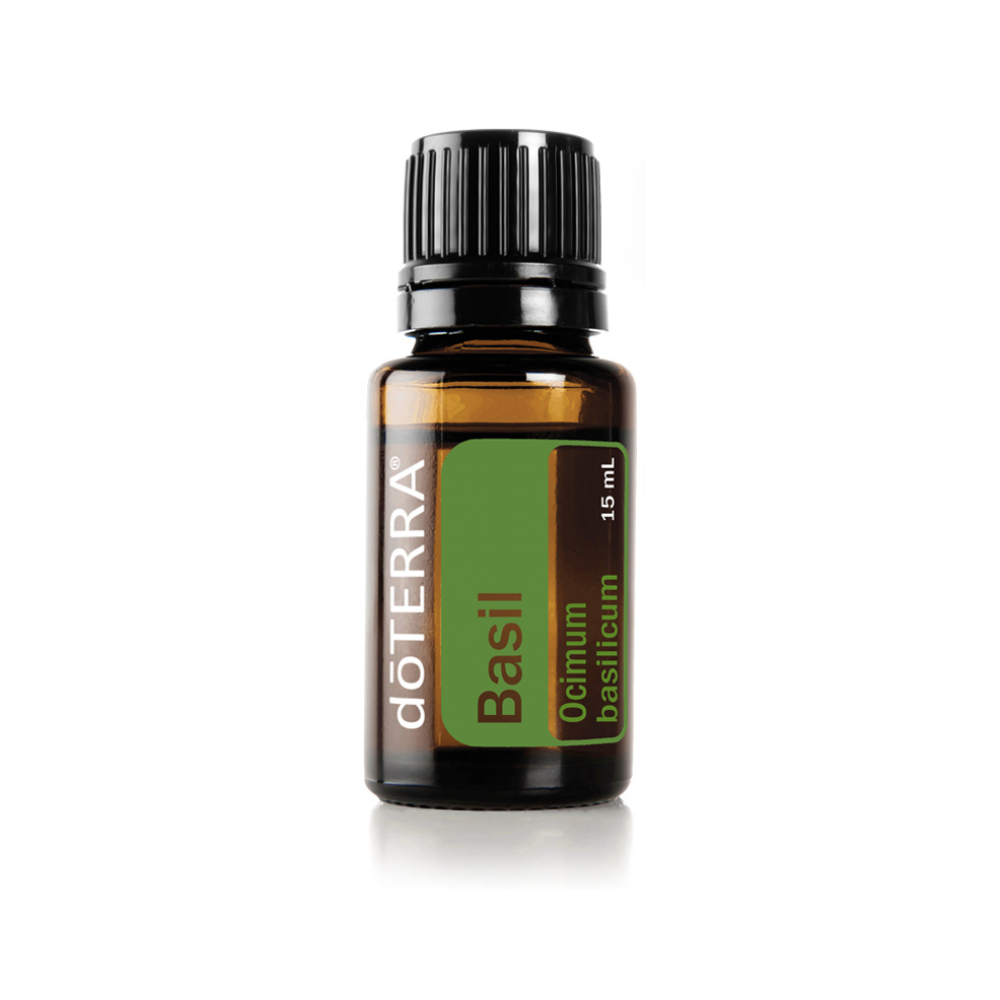DoTERRA Essentials Oils - Basil Oil