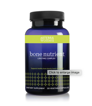 DoTERRA Bone Nutrient Lifetime Complex