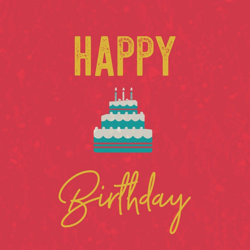 Happy Birthday Gift Card Gift Card Chou La La Fashion