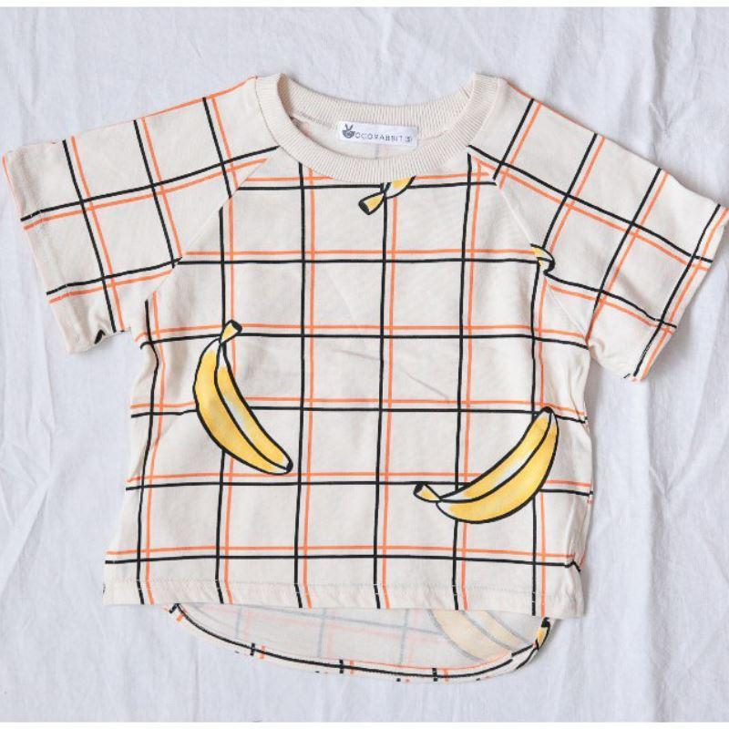 Carson Banana Tee Basics Chou La La Fashion Inc.