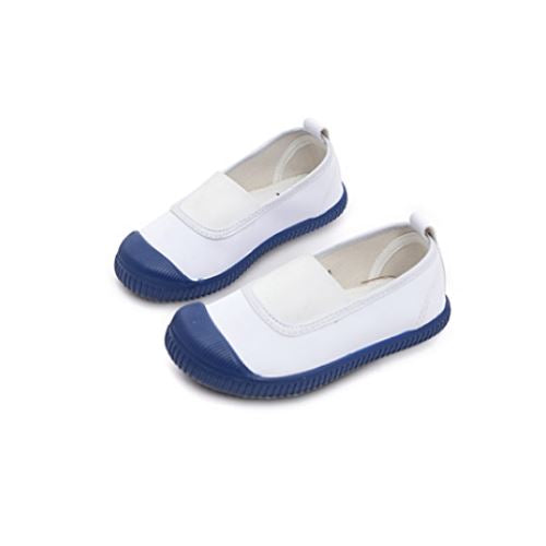 Rory Space Blue Slip Ons Basics Chou La La Fashion Inc.
