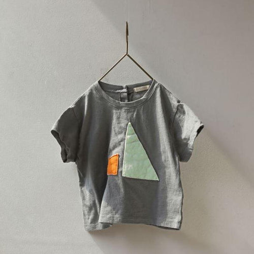 Pete Patch Tee Basics Chou La La Fashion Inc.