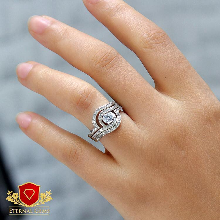 Always Put On Your Sterling Silver Ring 💍Anytime/Anywhere