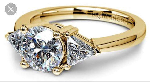 How You Should Keep Your Engagement Ring Shiny.