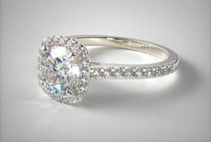 Maintenance for White Gold Wedding Rings?