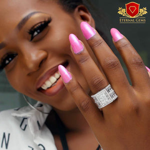 women's engagement rings in lagos