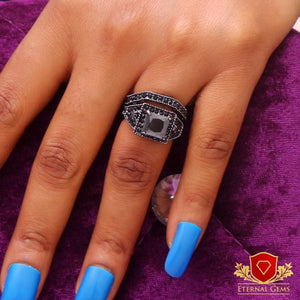 Bridal Sterling Silver Rings for Women- Eternal Gems