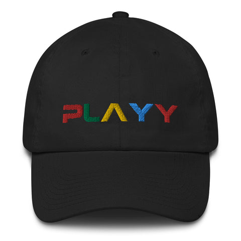 JUST PLAYY Cotton Dad Hat