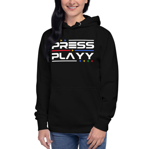 PLAYY YOUR WAYY Unisex Hoodie (customization)
