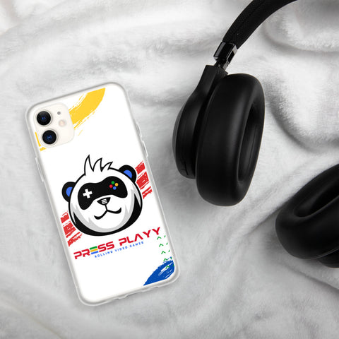 Press Playy- iPhone Case