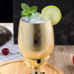 Pineapple Shape Moscow Mule Mug