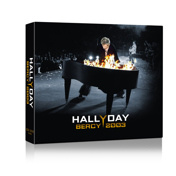 Bercy 2003 - Édition 2 CD + DVD