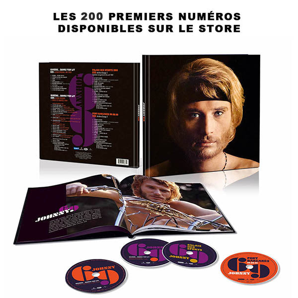 JOHNNY 69 | COFFRET 4CD SUPER DELUXE