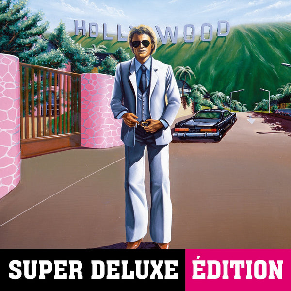 Hollywood (CD Papersleeve - Tirage Limité)