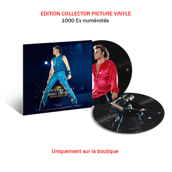 JOHNNY HALLYDAY BOUTIQUE OFFICIELLE – Johnny Hallyday