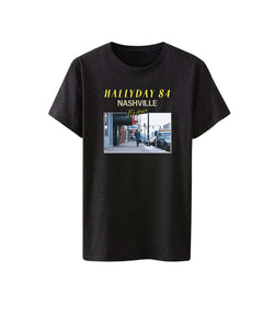 T-shirt homme Nashville - Johnny Hallyday
