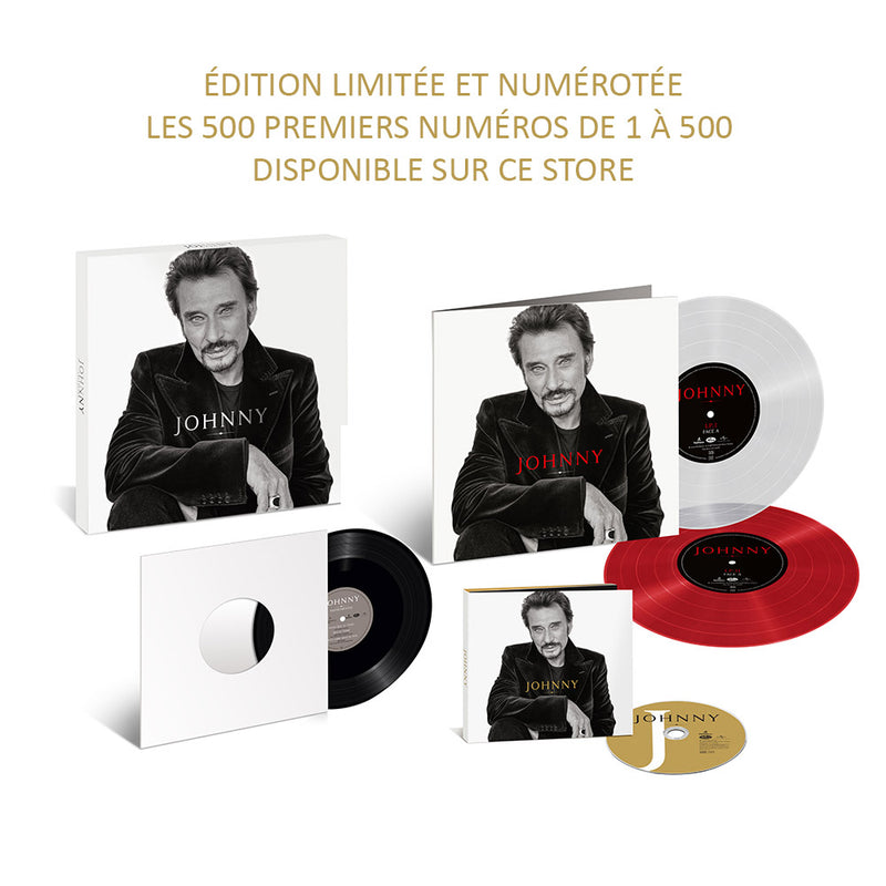 JOHNNY - Coffret Collector