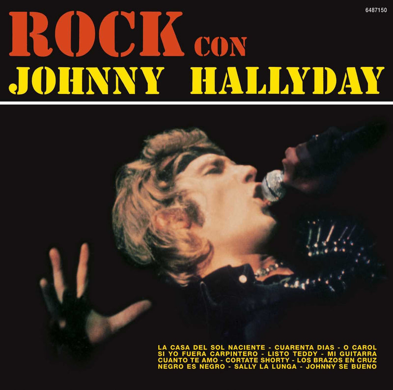 Rock Con Johnny Hallyday