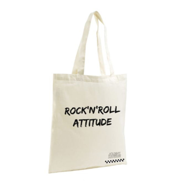 Totebag Rock'n'Roll Attitude - Johnny Hallyday