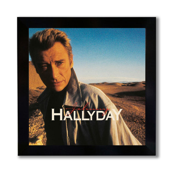 Photo encadrée Gang - Johnny Hallyday