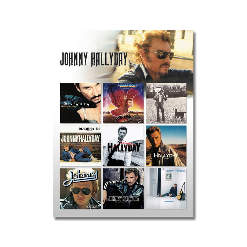 Photo Covers - Johnny Hallyday