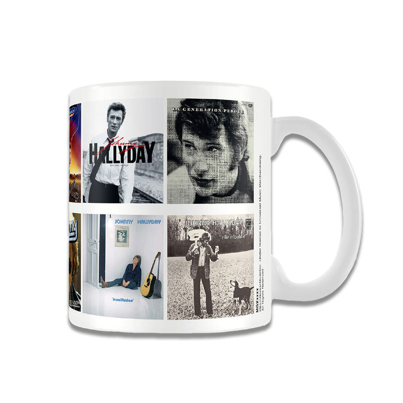 Mug Covers - Johnny Hallyday