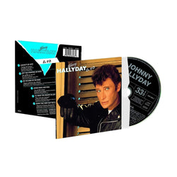 En V.O Johnny Hallyday - CD