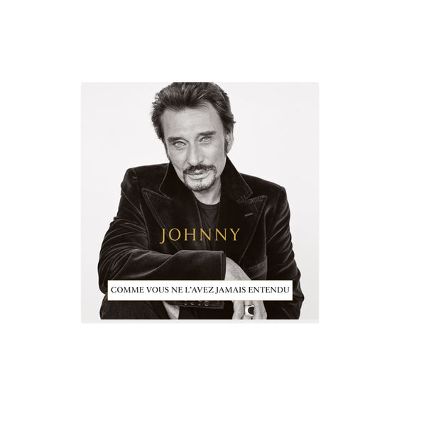 JOHNNY - CD