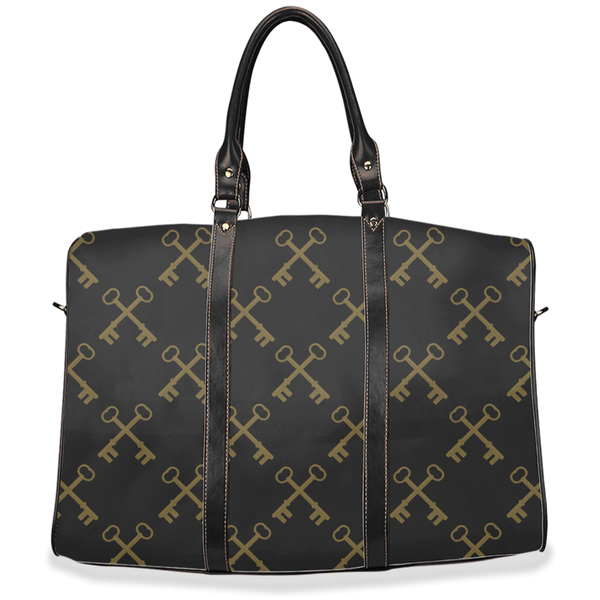 2 KEY LUXURY DUFFLE Bags