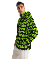 lime Men's Windbreaker