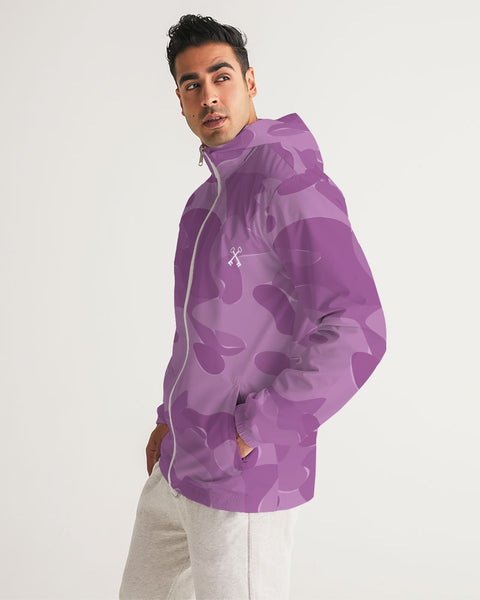 camo Men's Windbreaker