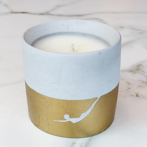 Luxury Swimmer Candle