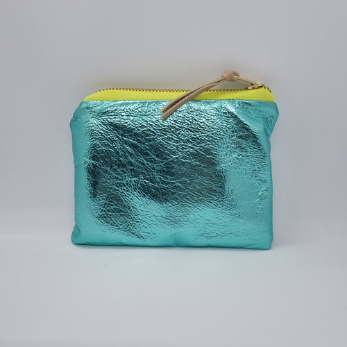 Mermaid Leather Purse