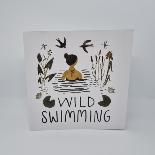 Wild Swimming Book